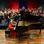 Summer 2015 – concert with Ivana Gavric