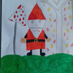 The Gnome by Alice age 10
