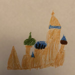 Great Gate of Kiev by Jessica age 7